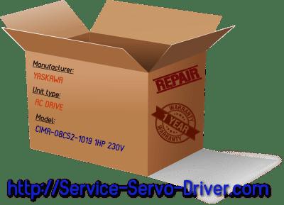 Strange Repair Yaskawa Cimr 08Cs2 1019 1Hp 230V Ac Drive Riparazione Wiring 101 Cabaharperaodorg